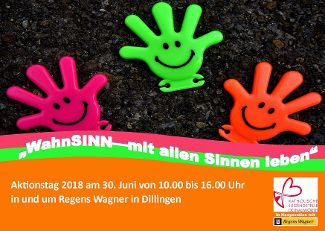 Aktionstag in Dillingen